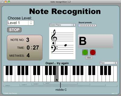 note-recognition